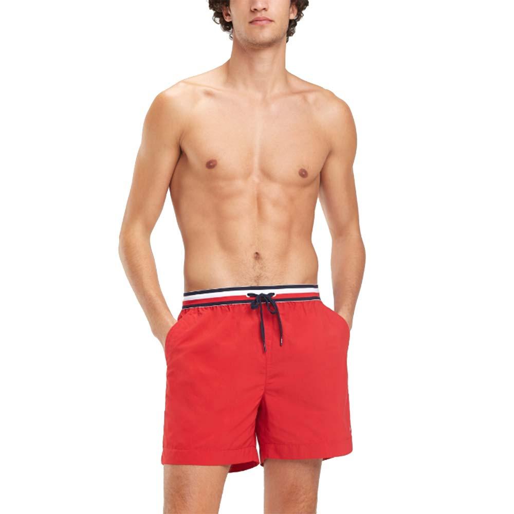 Medium Waistband Short De Bain Homme
