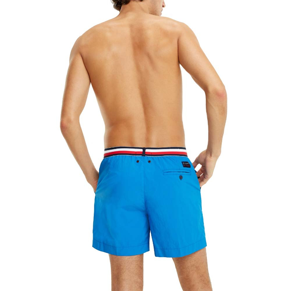 Medium Waistband Short De Bain Homme