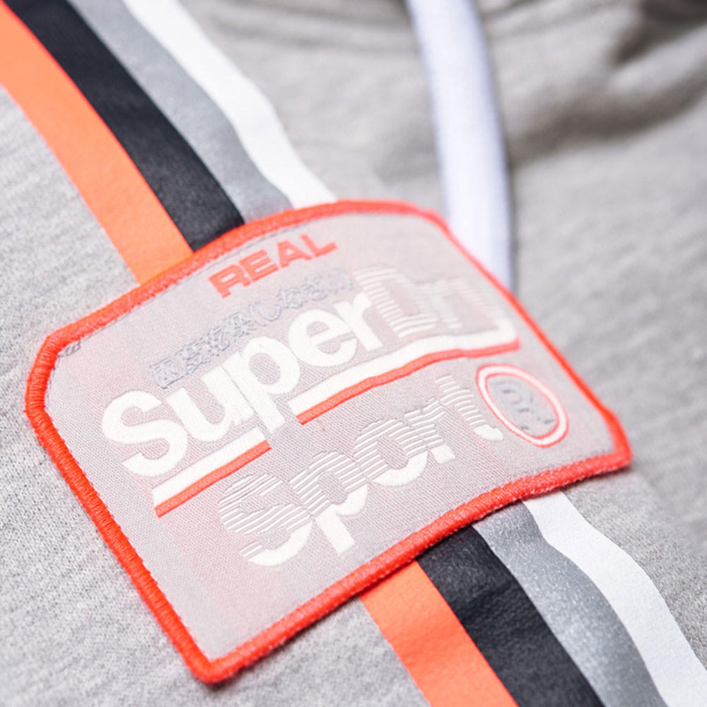 Mega Sport Label Sweat Cap Femme