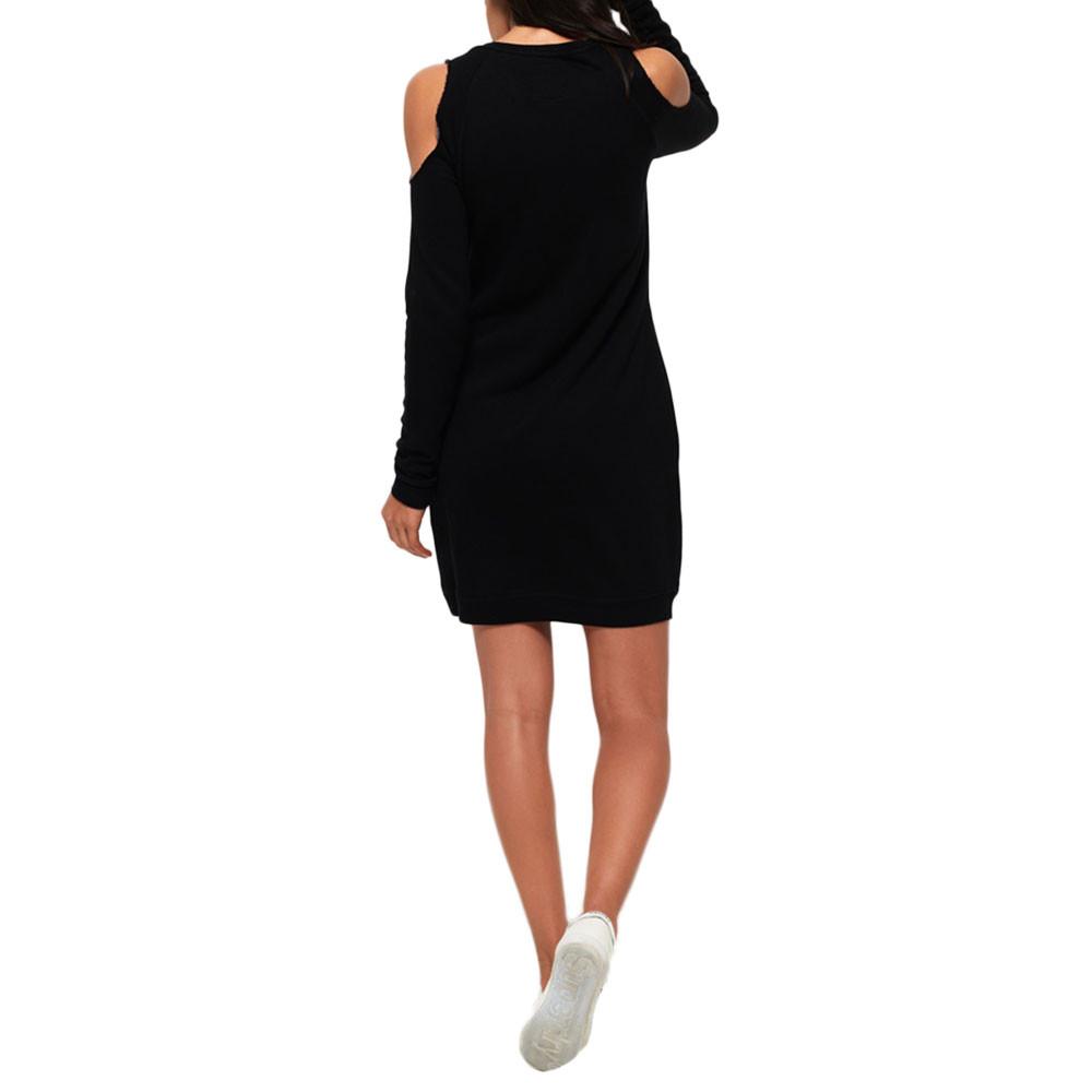Miami Cold Shoulder Robe Femme