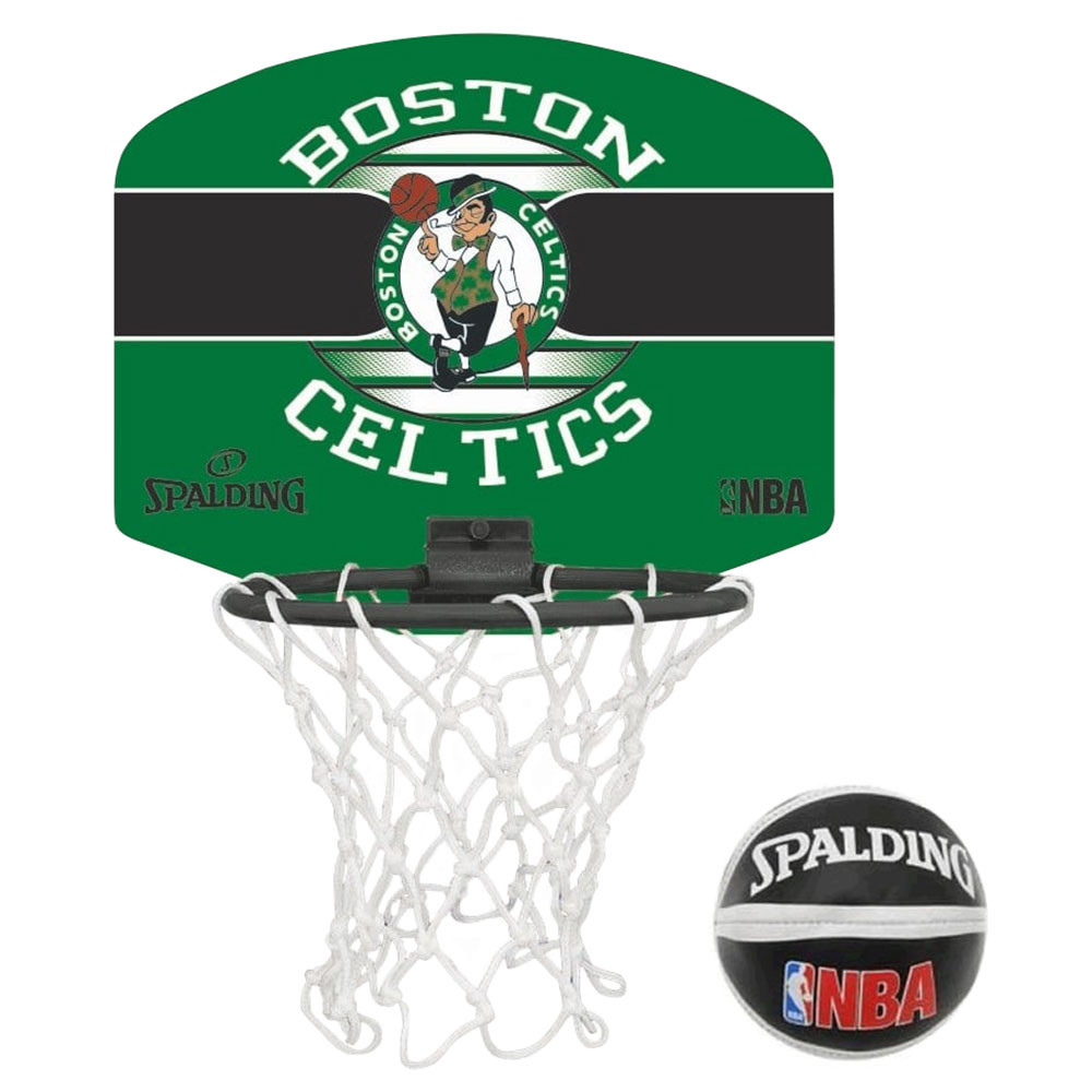 Nba Miniboard Boston Celtics Mini Panier Ballon Basket Garçon
