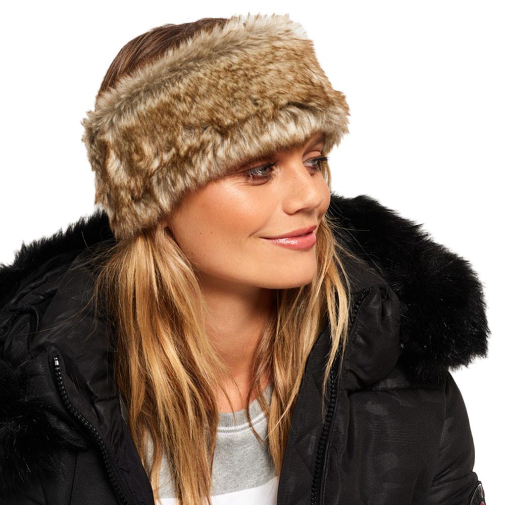 Nebraska Headband Bandeau Femme