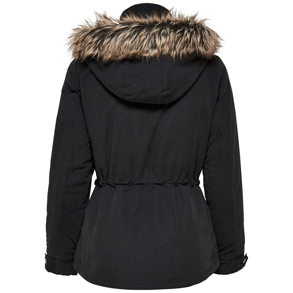 New Starlight Fur Parka Femme