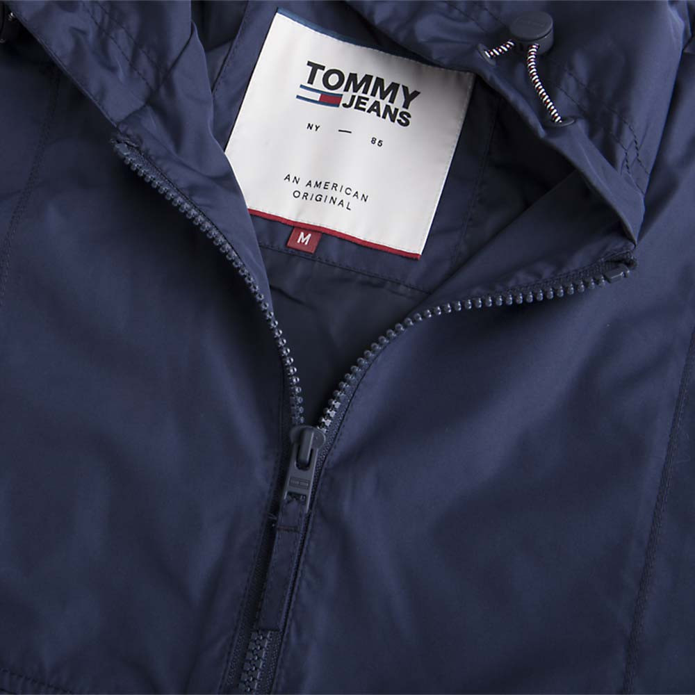 Nylon Shell Coupe-Vent Homme