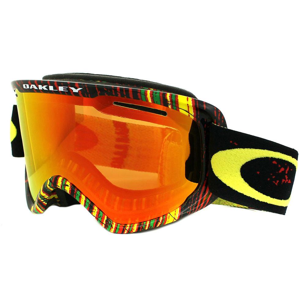 O2 Xm Stumped Rasta Masque Ski Adulte