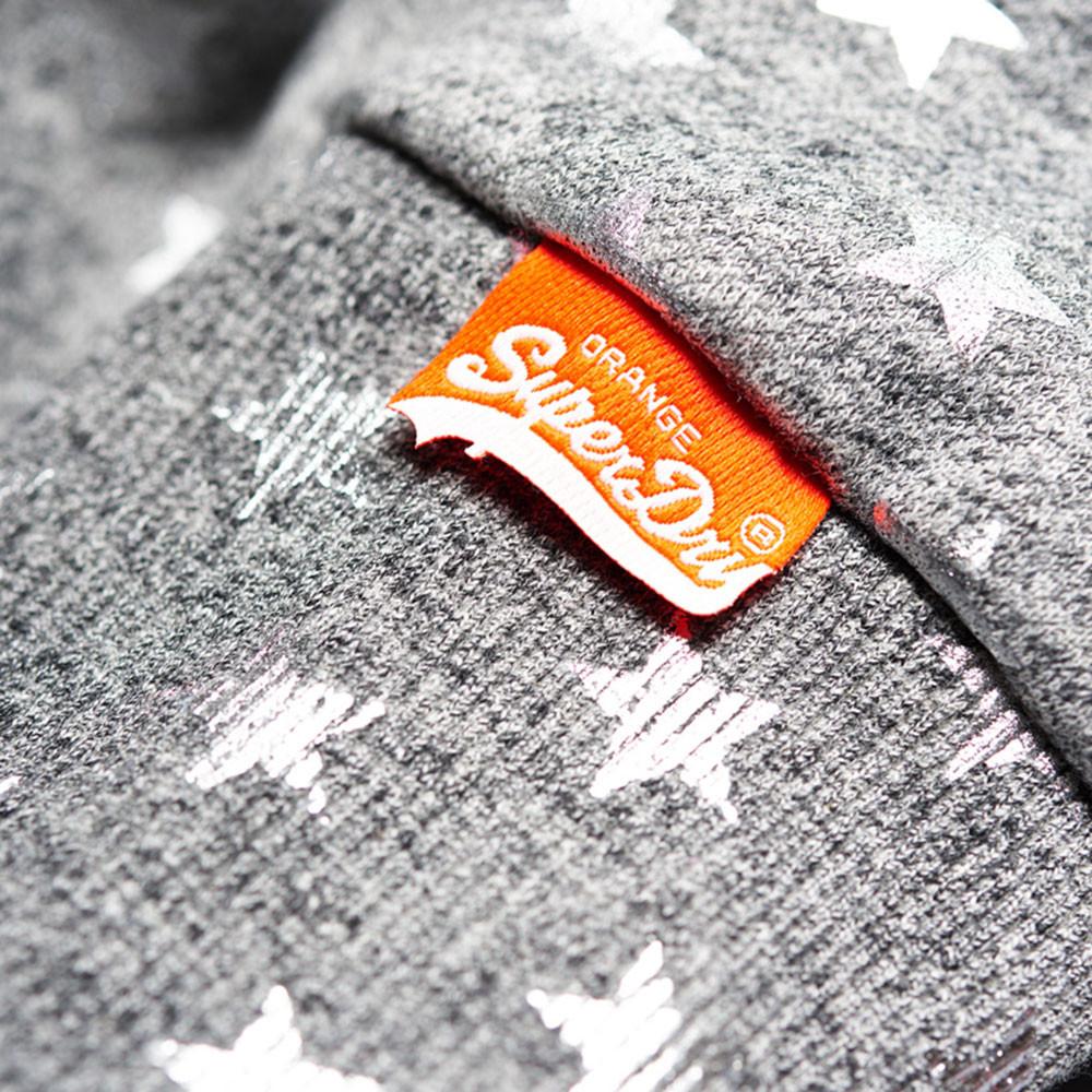 Orange Label Aop Sweat Cap Femme