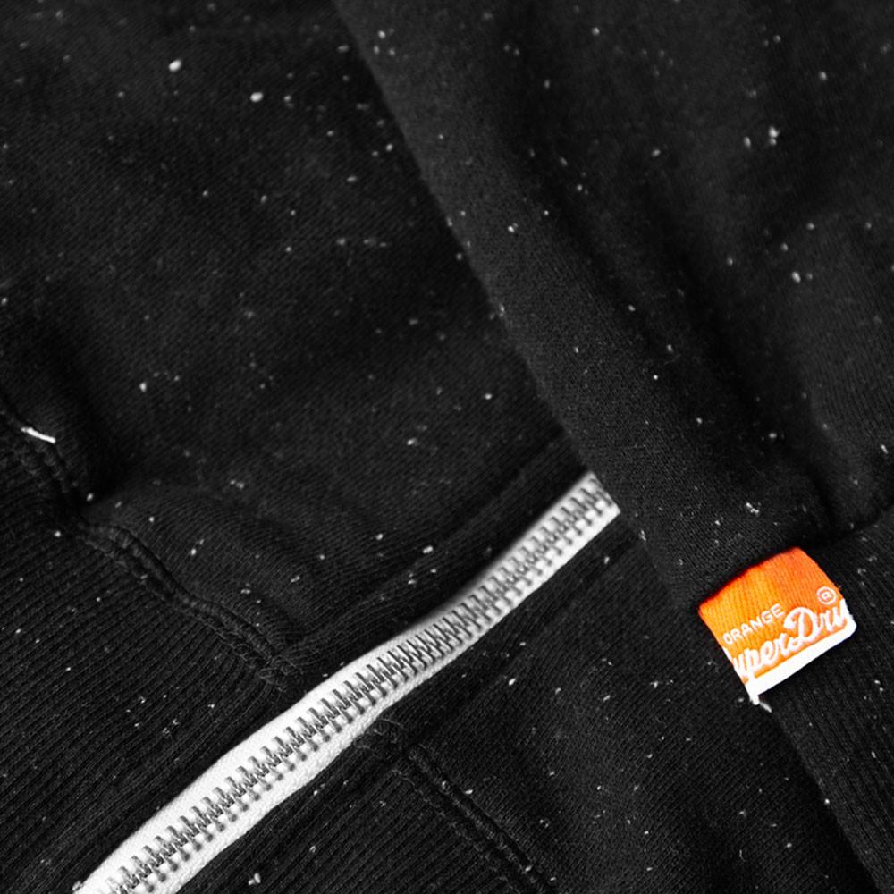 Orange Label Lite Sweat Zip Femme