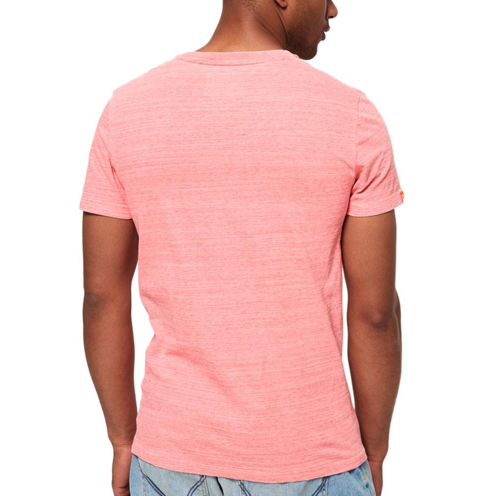 Orange Label Tint S/s T-Shirt Mc Homme
