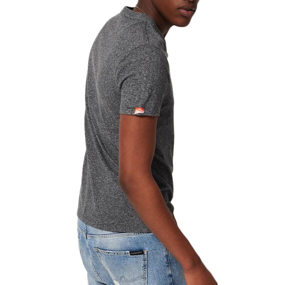 Orange Label Vintage Emb T-Shirt Mc Homme