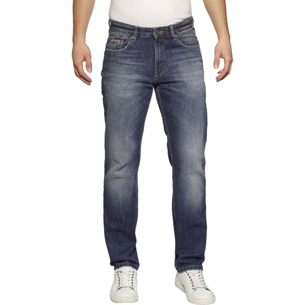 Original Straight Ry Jeans Homme TOMMY HILFIGER BLEU pas cher ... f54e22afe305