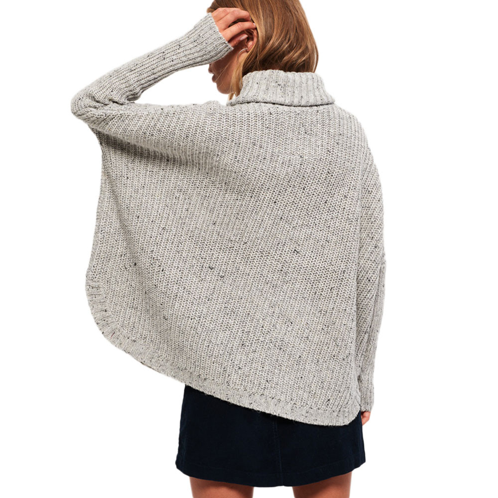 superdry femme pull gris pia net