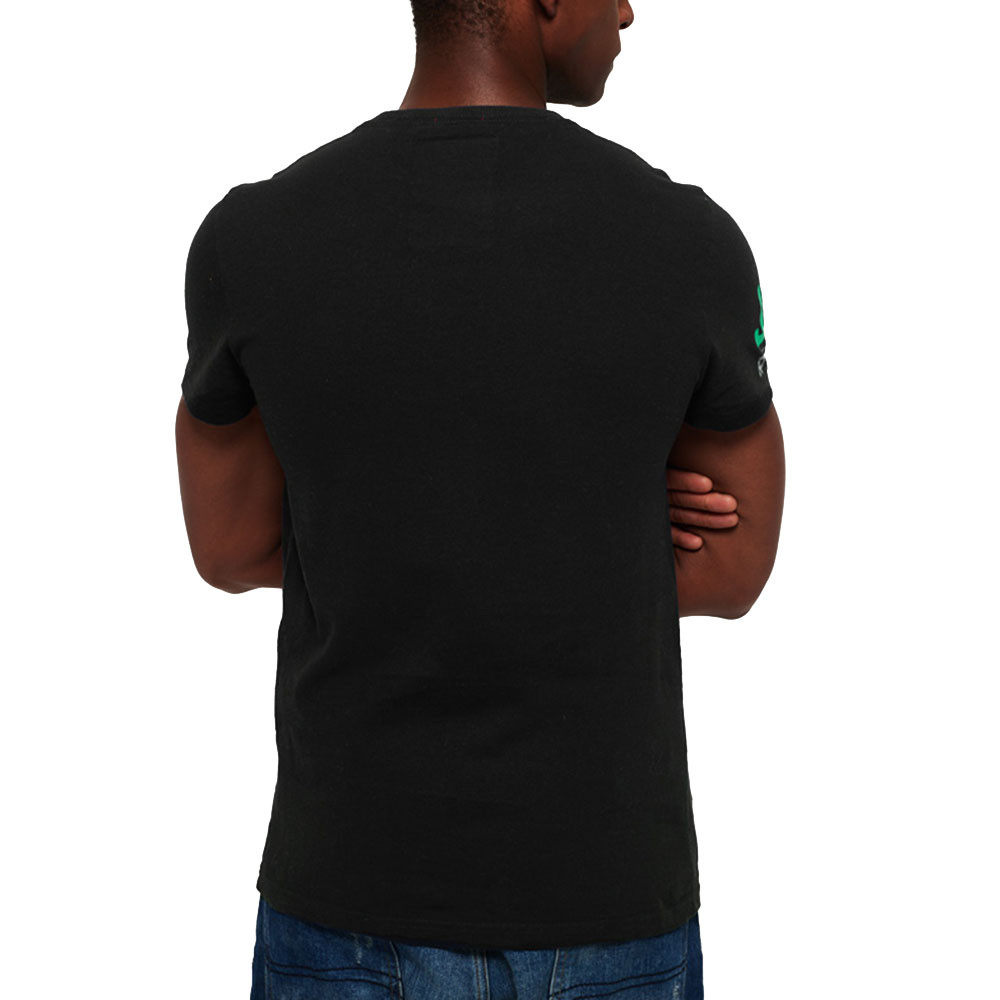 Power Supplies Heritage Classic T-Shirt Mc Homme
