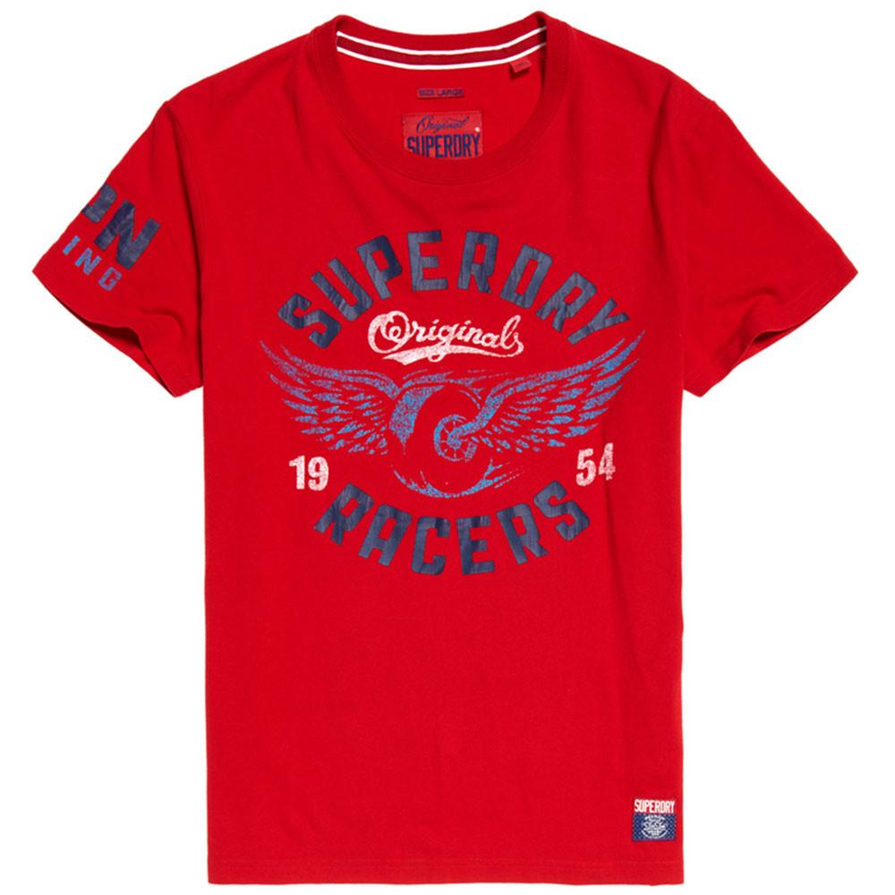 Power Supplis Heritage Classic T-Shirt Mc Homme