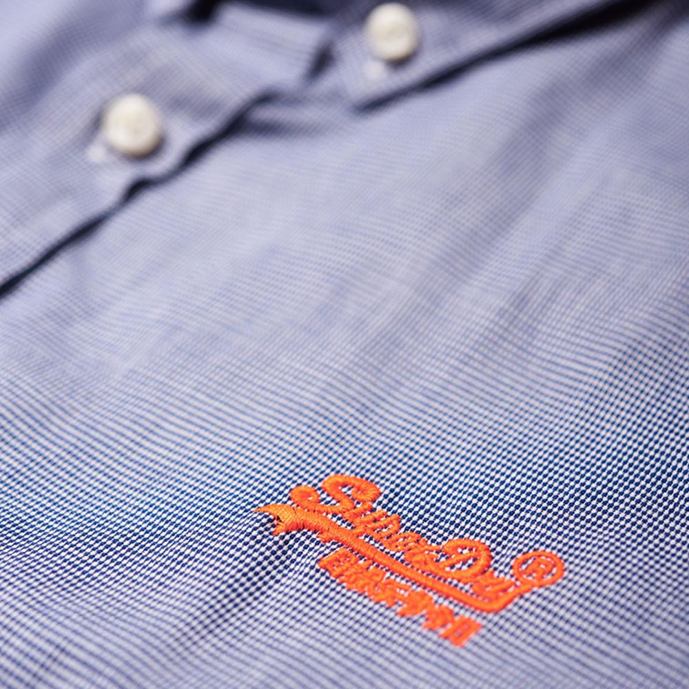 Premium Button Down Shirt Chemise Ml Homme
