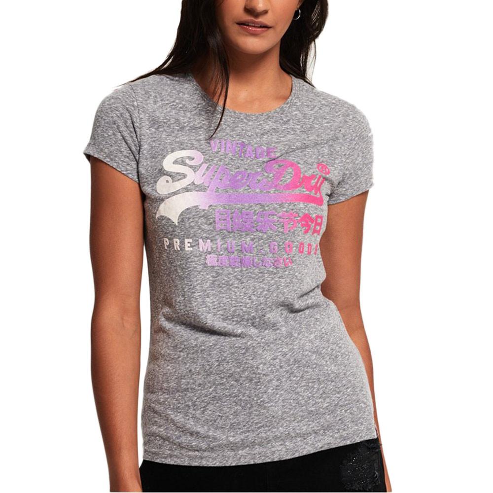 Premium Goods Side Fade Entry T-Shirt Mc Femme