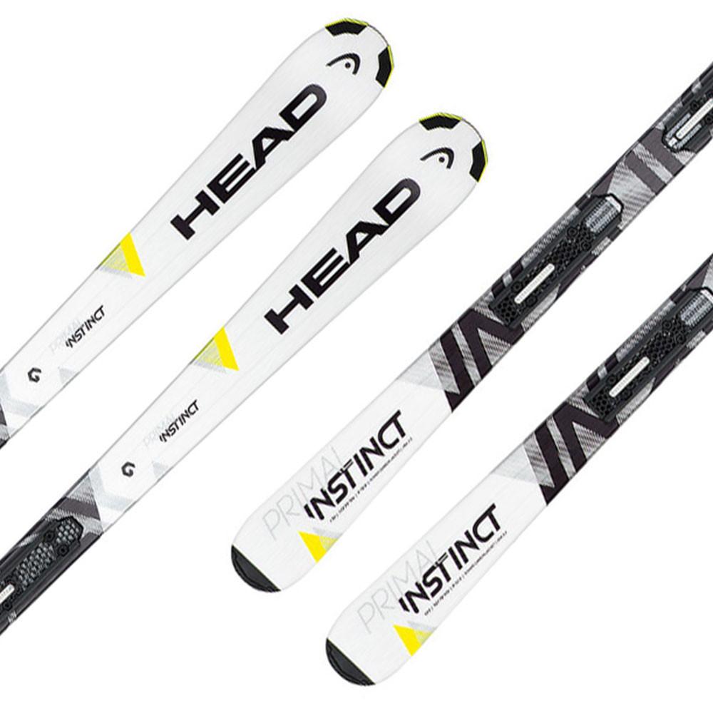 Primal Instinct Slr 2 Ski + Slr 9.0 Ac Brake 78 Fixations Homme