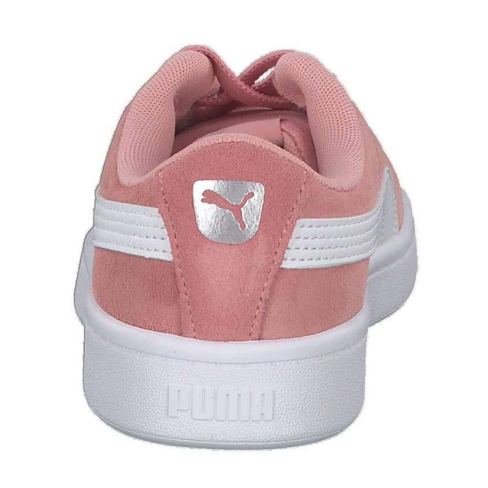 Puma Vikky V2 Ac Chaussure Fille PUMA ROSE pas cher - Baskets ...