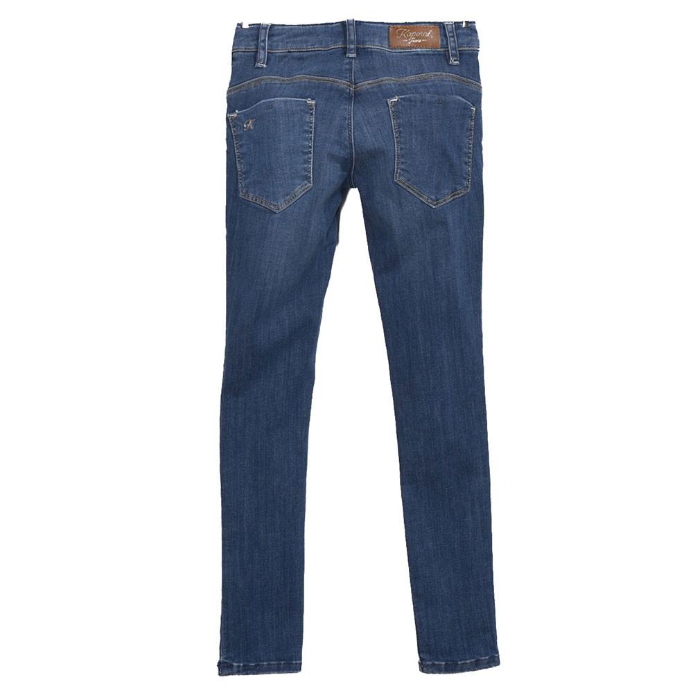 Quart Jeans Fille