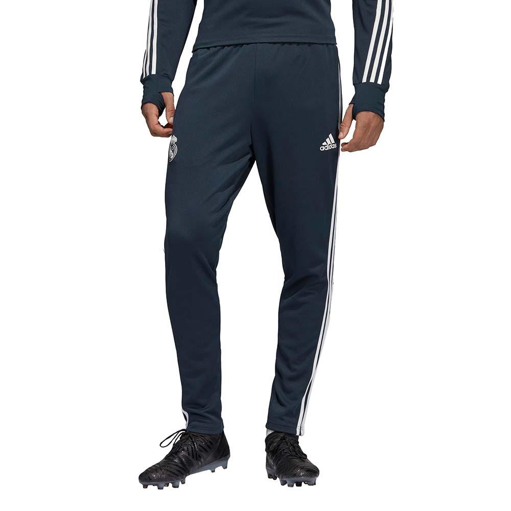 Real Tr Pnt Pantalon Jogging Homme ADIDAS NOIR pas cher