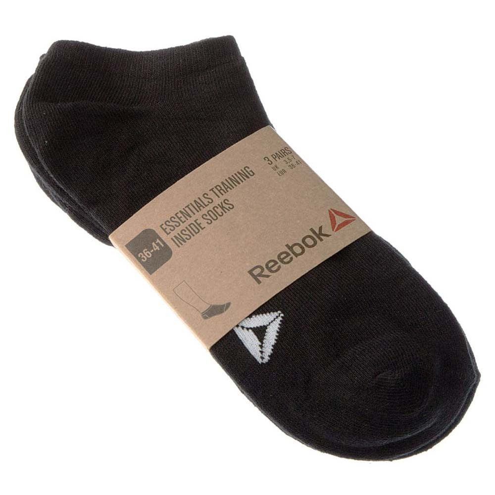 Reebok Essential Inside Pack 3 Chaussettes Adulte