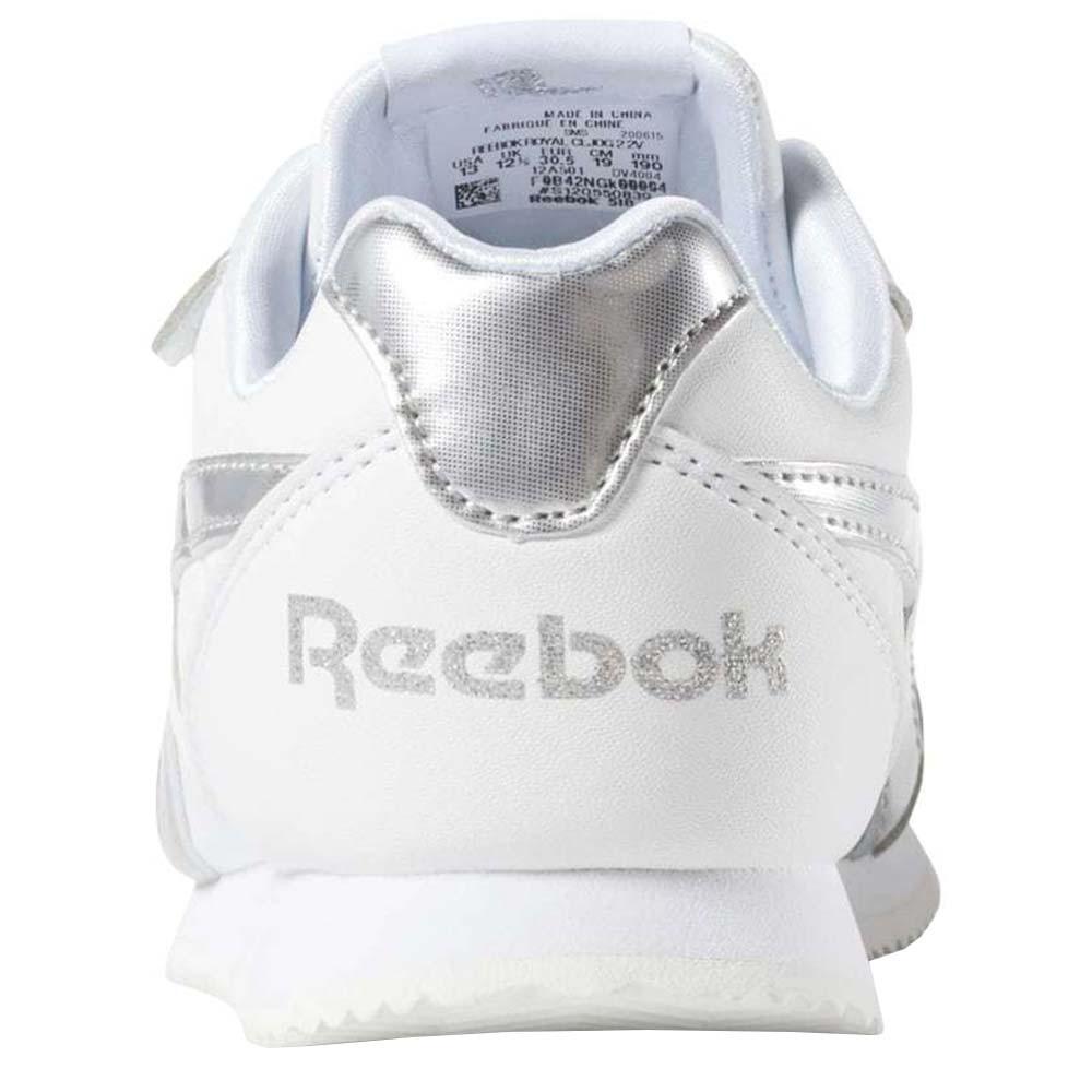 Reebok Royal Cljog Chaussure Fille REEBOK BLANC pas cher