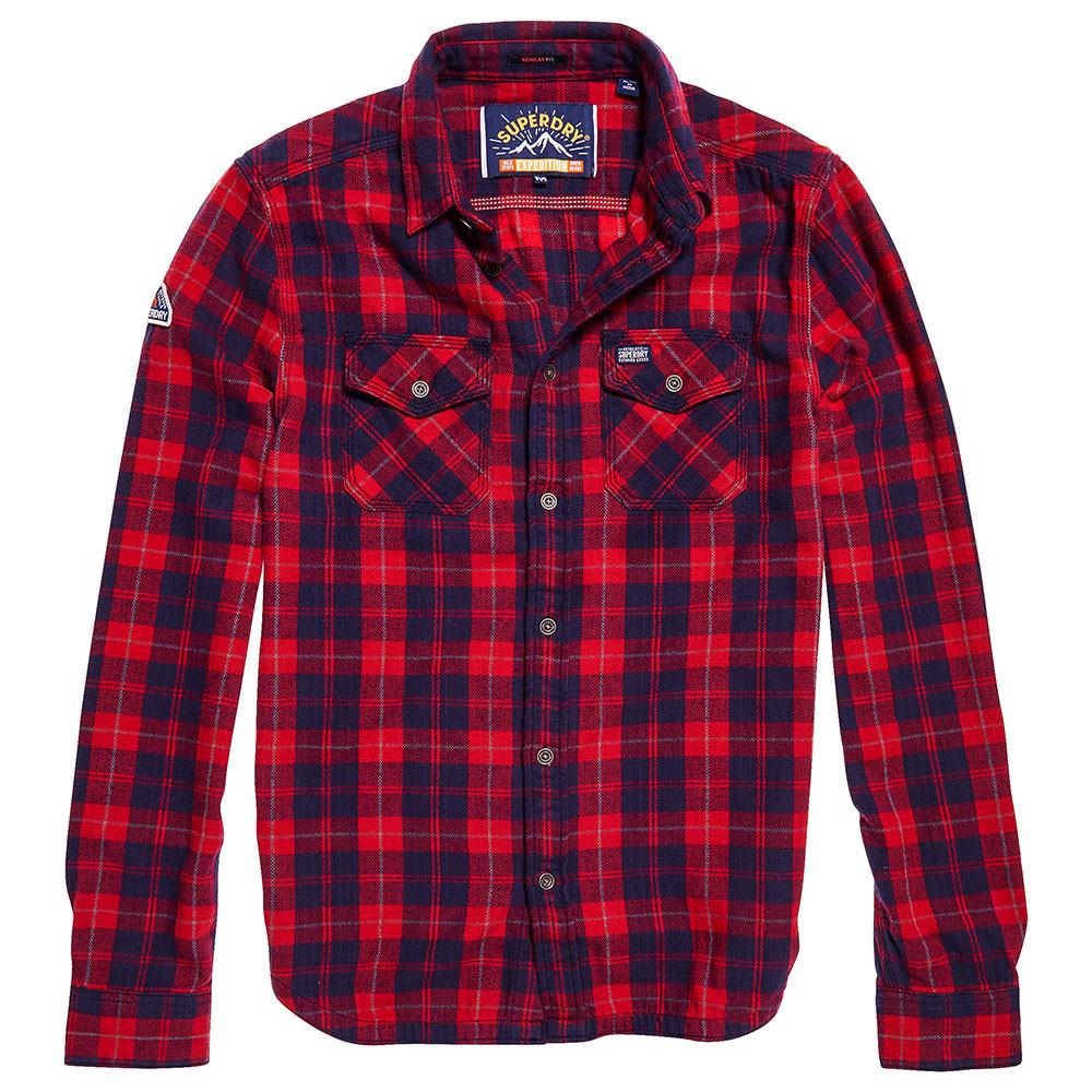 Rookie Ridge Shirt Chemise Ml Homme