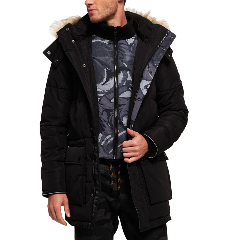 Sd Expedition Parka Homme