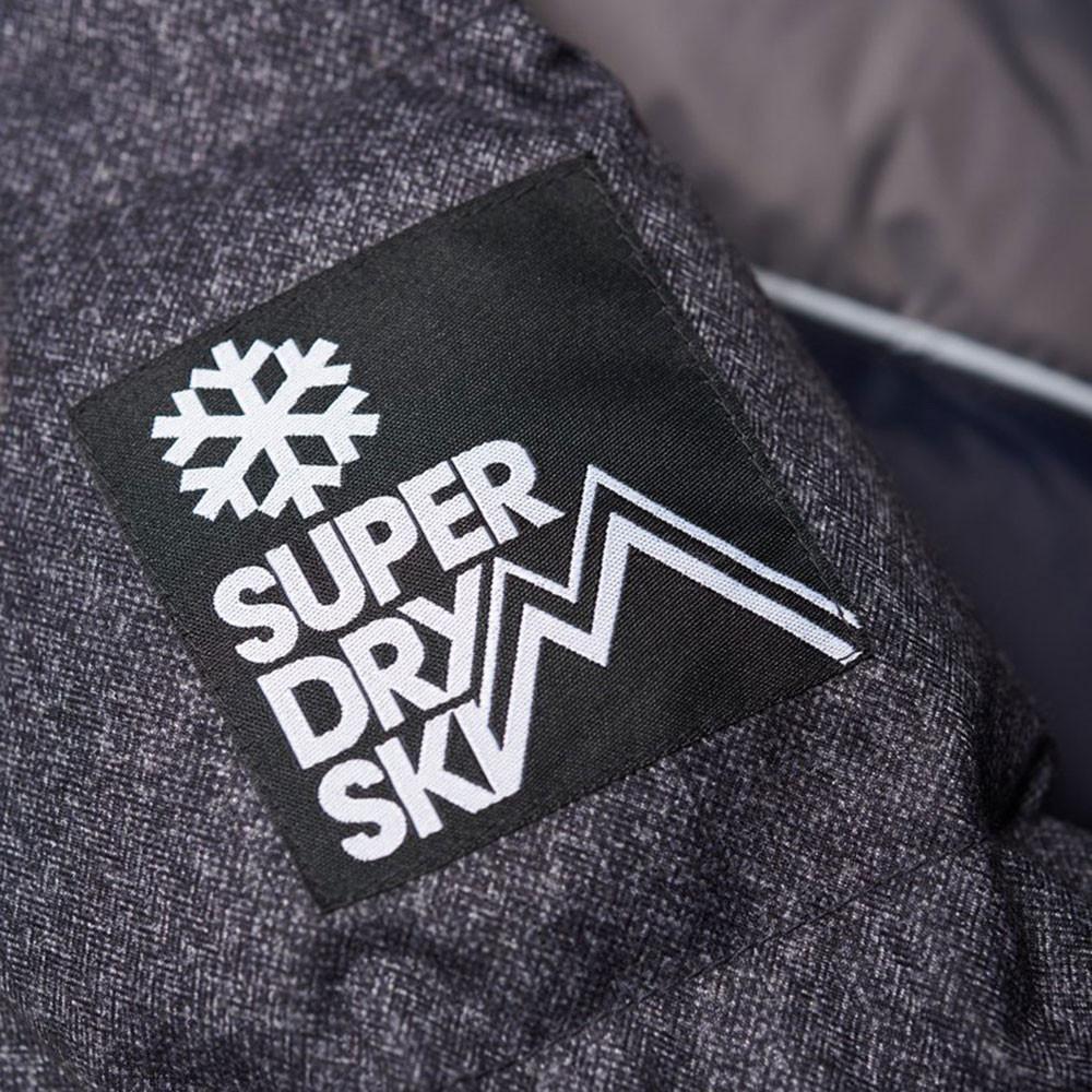 Ski Assassin Down Puffer Bouson De Ski Homme