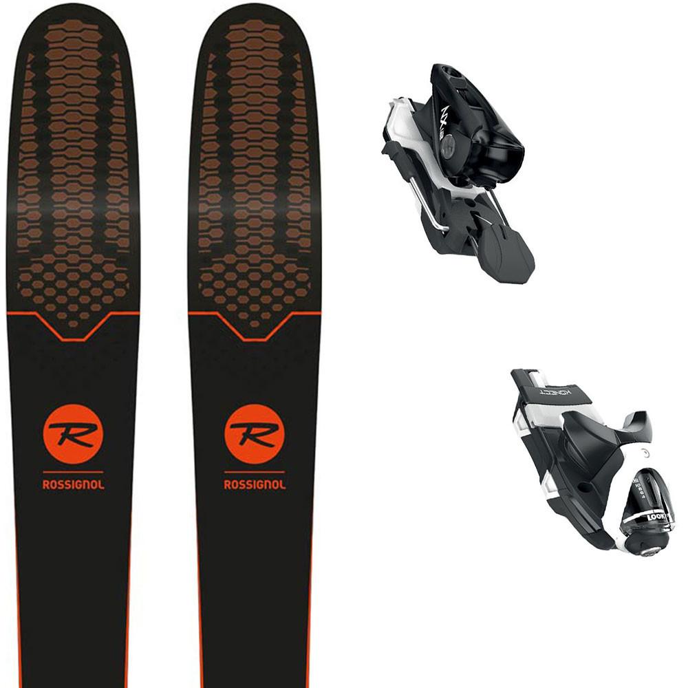 Sky 7 Hd Ski + Nx 12 Dual B100 Fixations Homme