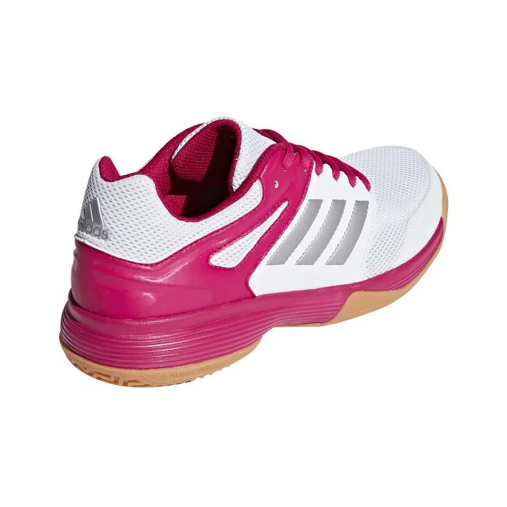 Speedcourt Chaussure Femme ADIDAS BLANC pas cher