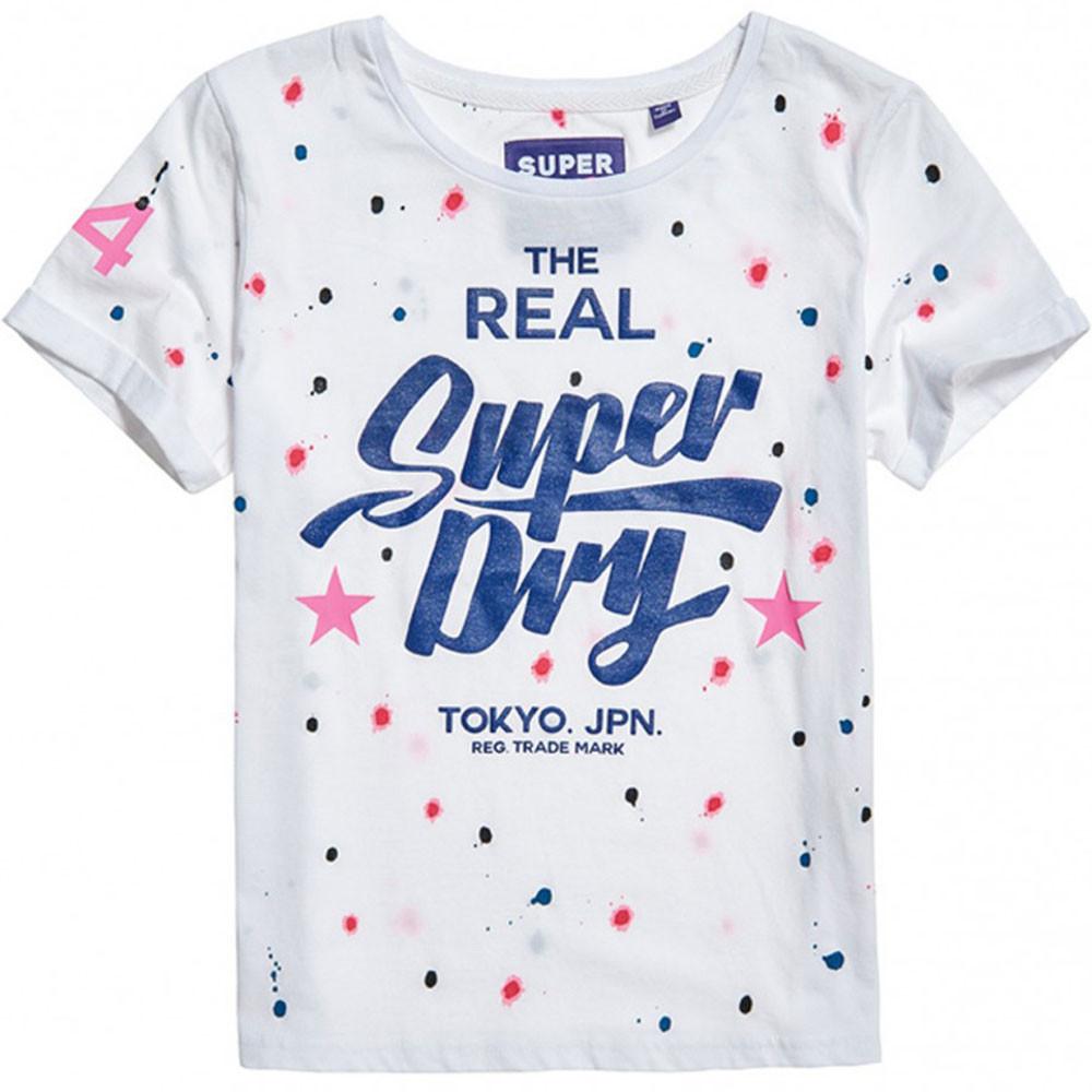 Splat Heritage Boxy T-Shirt Mc Femme