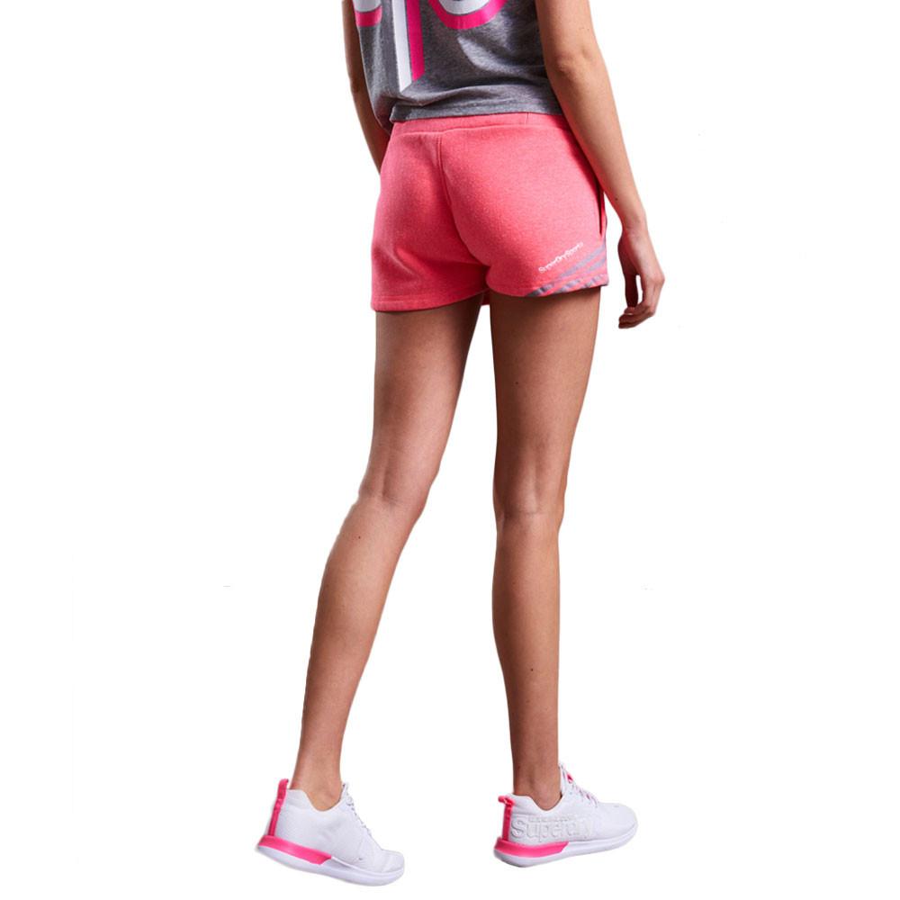 Sport Diagonal Hot Short Femme