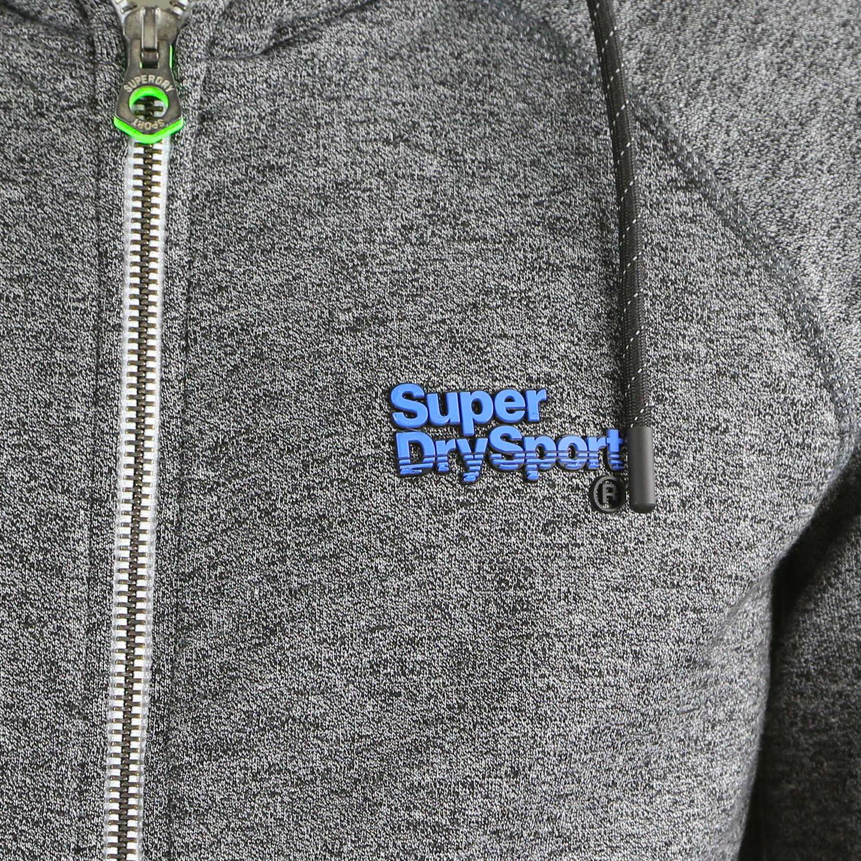 Sportlabel Impact Sweat Zip Homme Homme