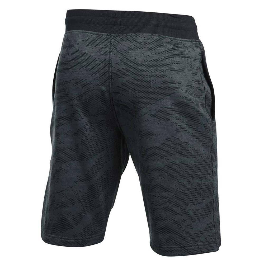 Ss Camo Fleece Short Homme