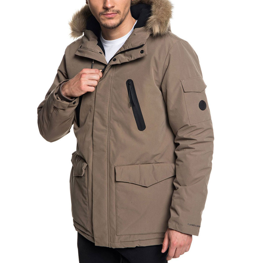 Storm Drop Athletic Parka Homme
