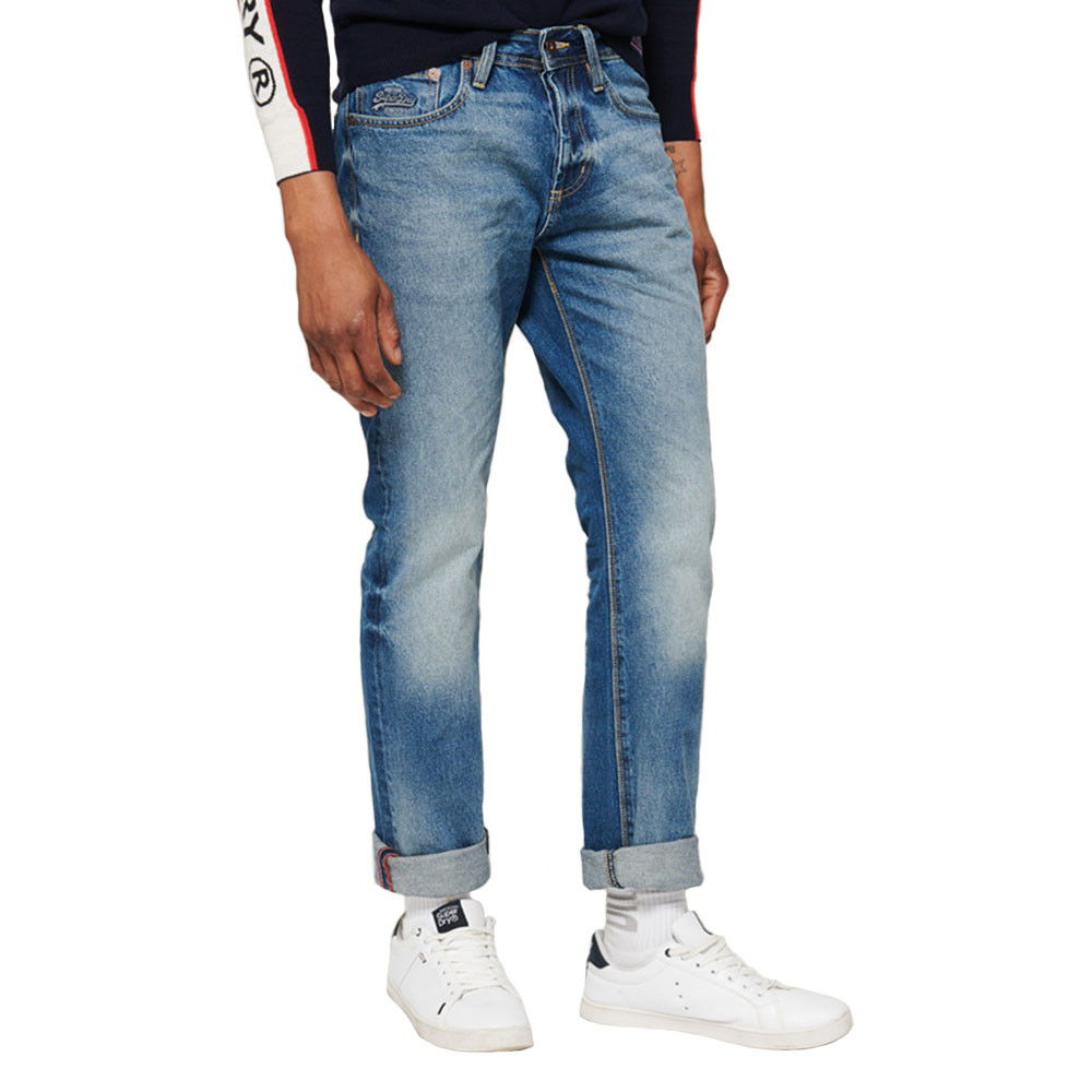 Straight Jeans Homme