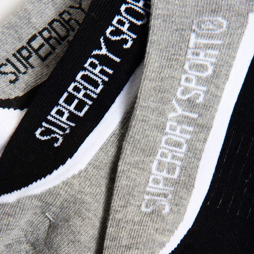 Super Sport Pack 3 Chaussettes Homme