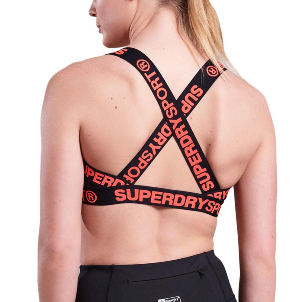Haut Femme Superdry sport couleur block femme