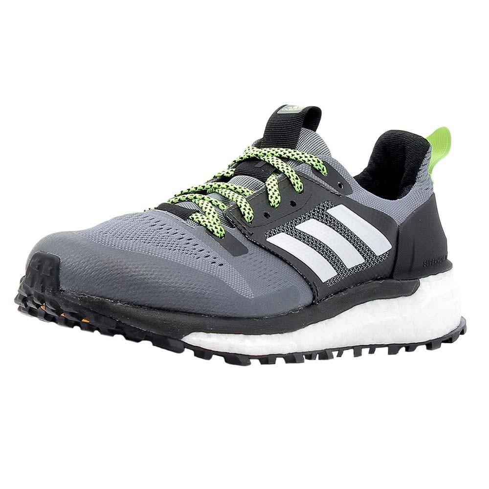 Trail De Chaussure Chaussures Noir Homme Pas Adidas Cher Supernova NkO08XnPw