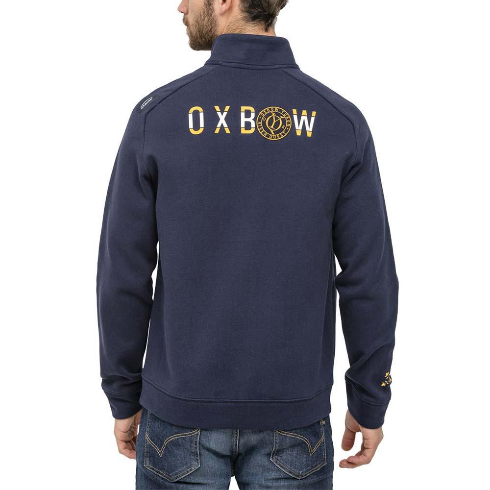 OxbOw Sweps Gilet zipp/é Homme