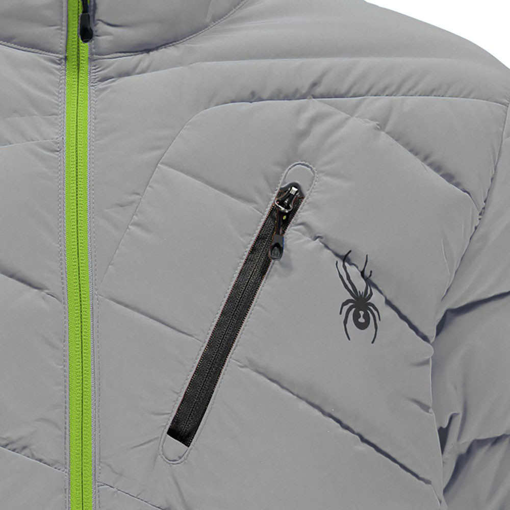 Syrround Full Zip Blouson Ski Homme