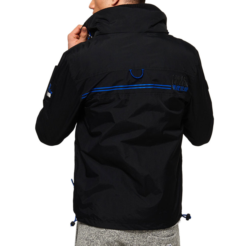 Technical Windattacker Blouson Homme