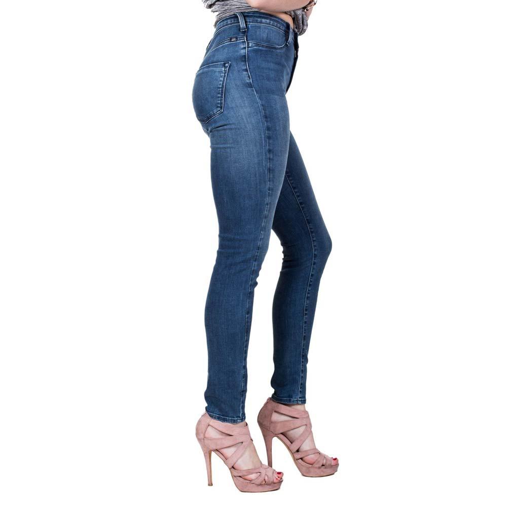 The Jeg High Wa Jeans Femme