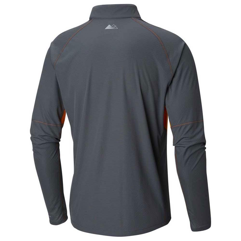 Titan Ultra Half Zip T-Shirt Ml Homme