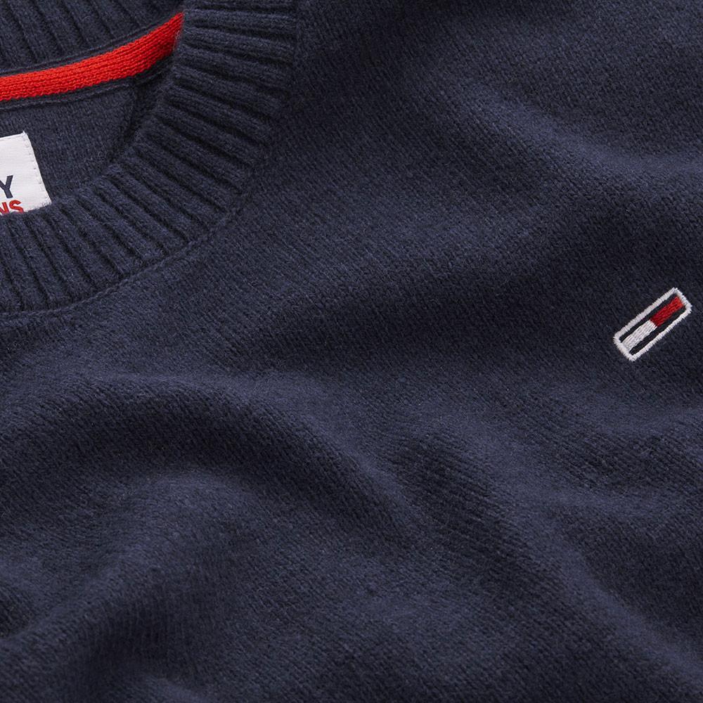 Tommy Hilfiger Tommy Jeans Light Blend crew sweater Hommes Pull dm0dm08811