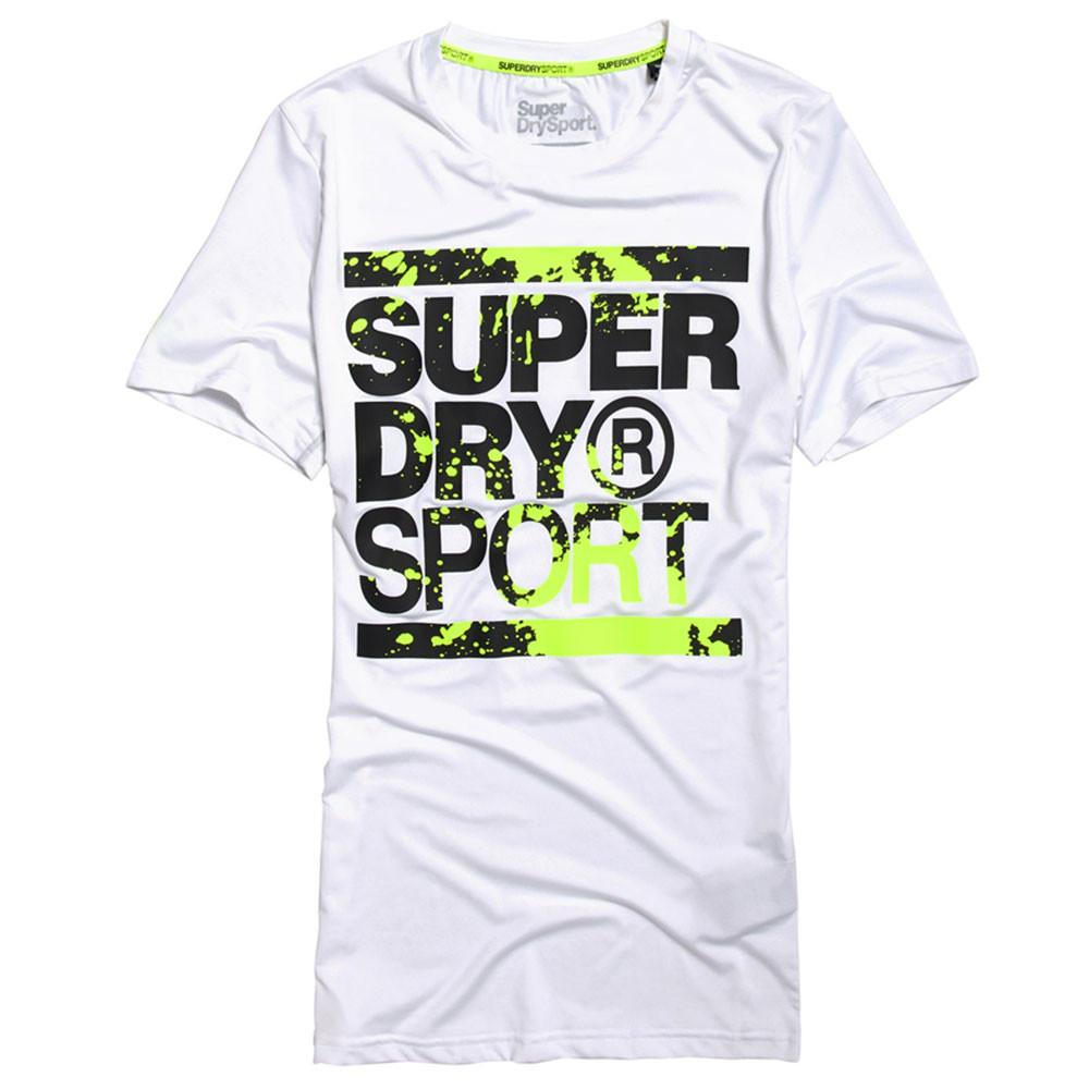 Training Graphic T-Shirt Mc Homme