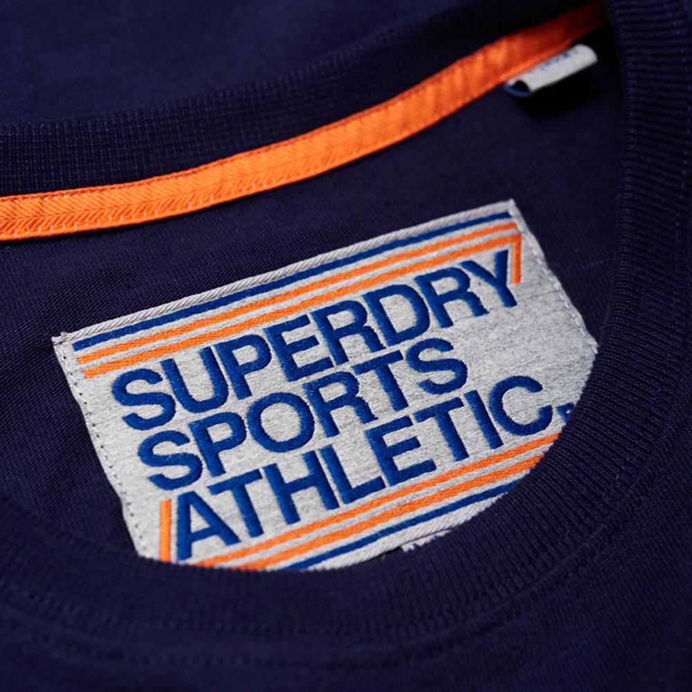 Trophy Tri Colour T-Shirt Mc Homme