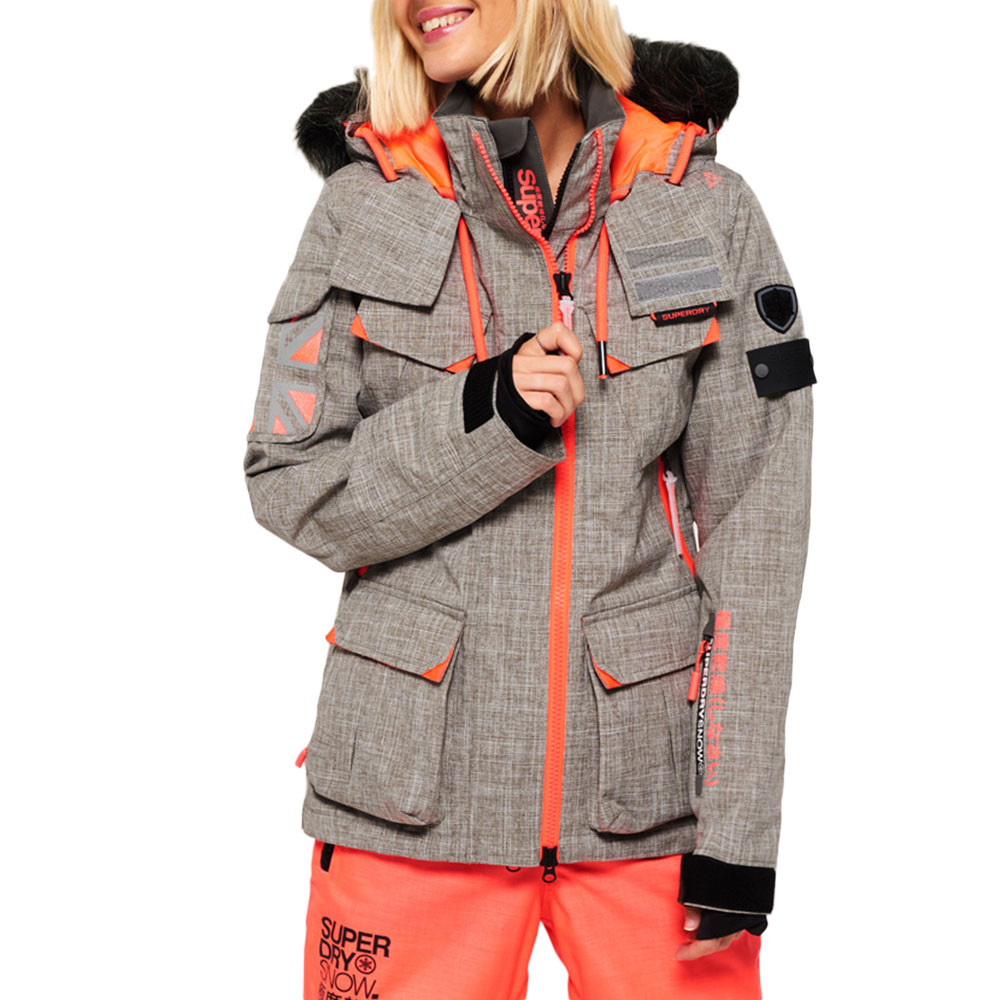 Ultimate Snow Service Blouson De Ski Femme