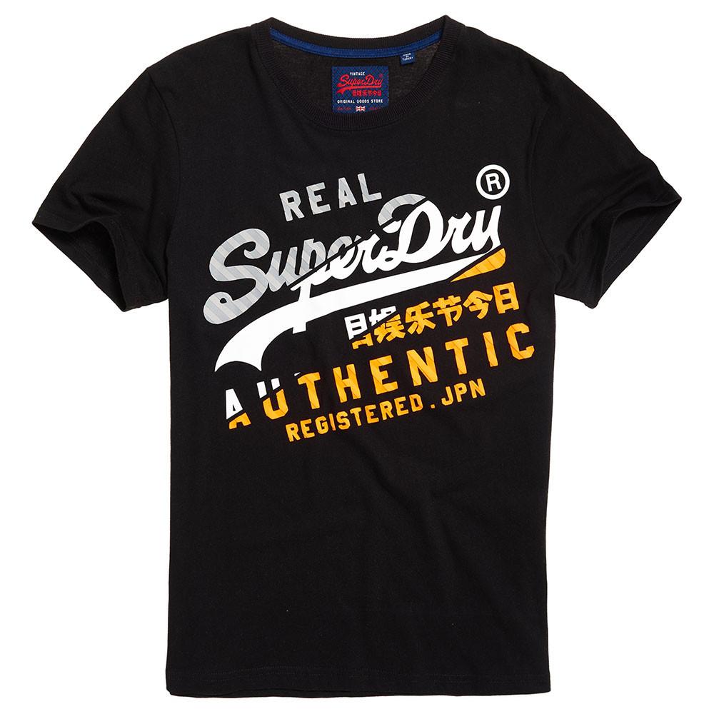 Vintage Authentic Xl T-Shirt Mc Homme
