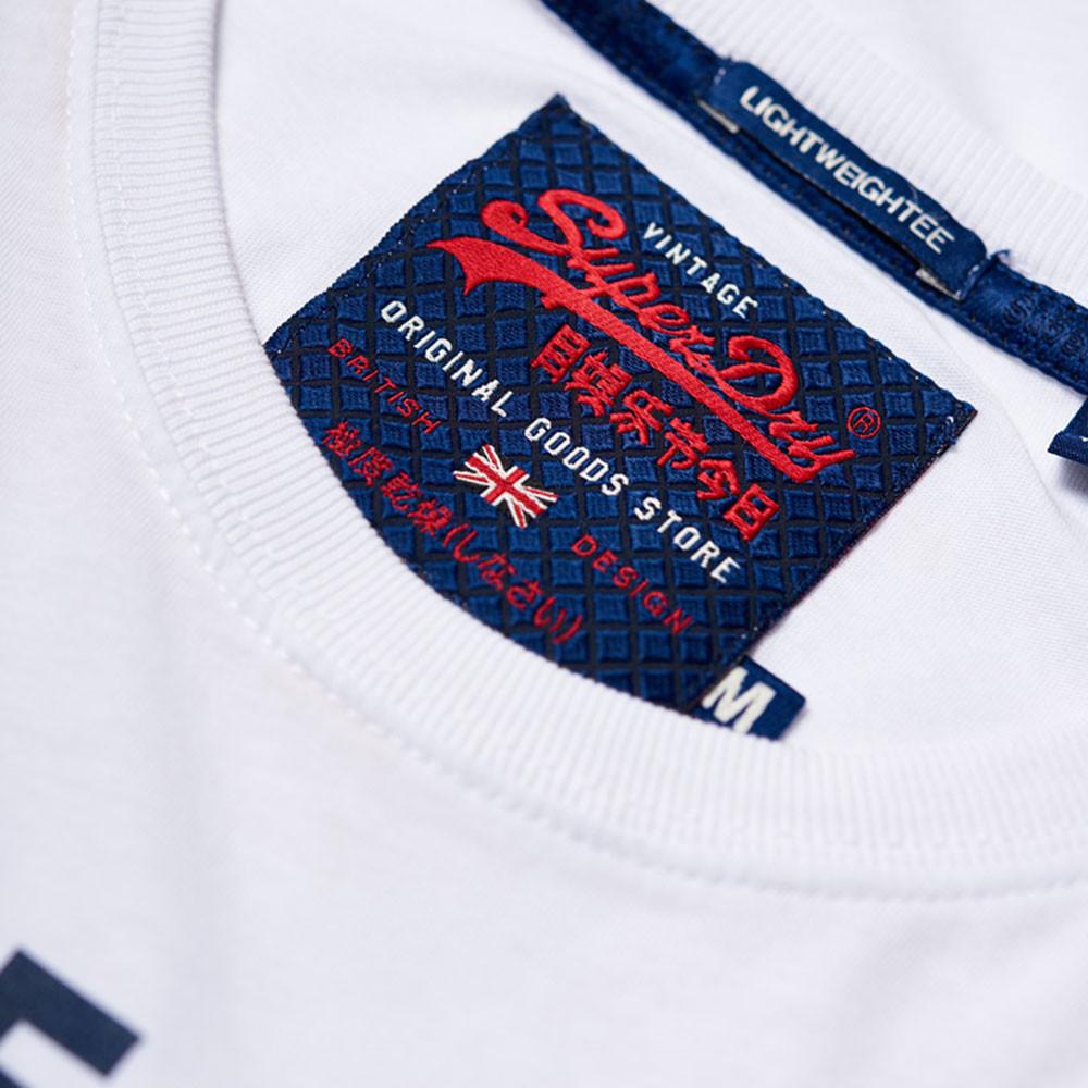 Vintage Logo Lite Entry T-Shirt Mc Homme